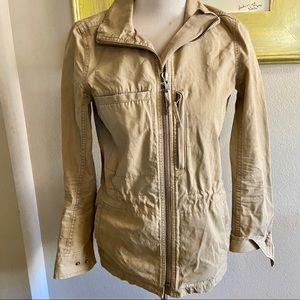Madewell utility jacket khaki sz XS good condition